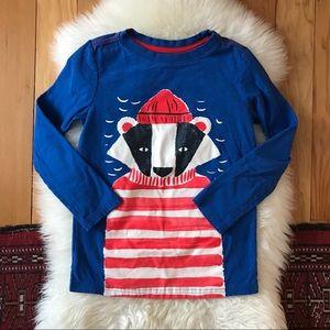 Boys Tea Collection Badger T-Shirt